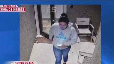 Se busca a mujer posiblemente vinculada con el asesinato de un hombre al norte de San Antonio