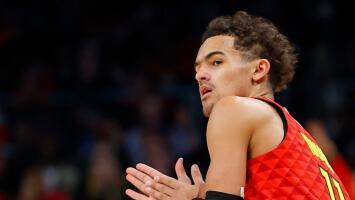 Trae Young aplaude el crecimiento de la NBA en el mundo