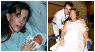 Famosas que no podían tener hijos pero, después de mucho sufrimiento, lograron ser mamás