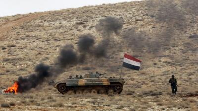 EEUU y Rusia acuerdan un alto al fuego en Siria