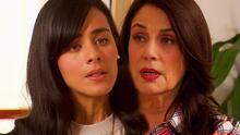 Lucía enfrentó a Milagros por el amor de Marcelo