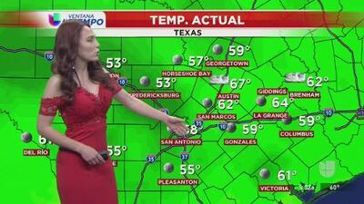 El centro de Texas inicia la semana libre de lluvias intensas