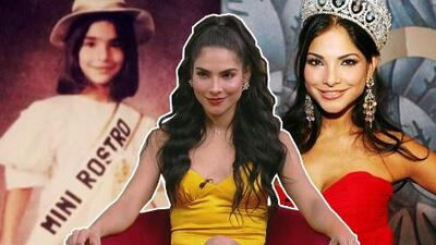 Del Mini Rostro a Nuestra Belleza Latina: el paso de Alejandra Espinoza por los certámenes de belleza