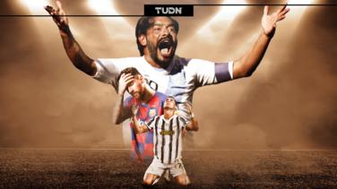 'Pescadito' Ruiz, a la cabeza de Cristiano Ronaldo y Messi