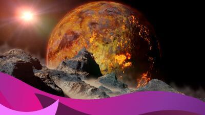 Conoce la historia de Vulcano, el planeta 'vecino' al nuestro que nunca existió