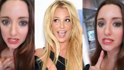 Fan se enfurece con Britney Spears tras pagar $780 por una foto con ella y sentirse rechazada