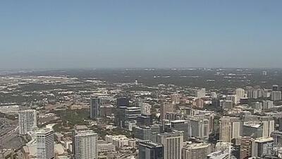 Poca nubosidad y condiciones secas, el pronóstico para la tarde de miércoles en Dallas
