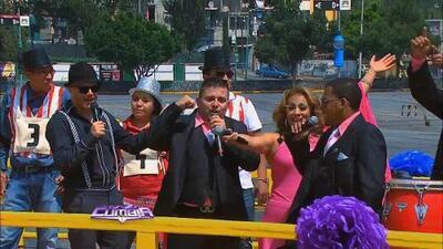 SI La Sonora Dinamita en el Torneo Cumbia