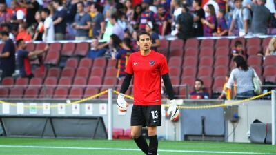 El Málaga queda eliminado de la Copa del Rey con Memo Ochoa de titular