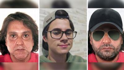 Policía divulga disfraces que usaría el asesino del actor Rafael Miguel y sus padres para esconderse