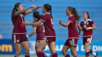 Honduras 0-2 México: Tri femenil sub 20 consigue su boleto al mundial de la categoría