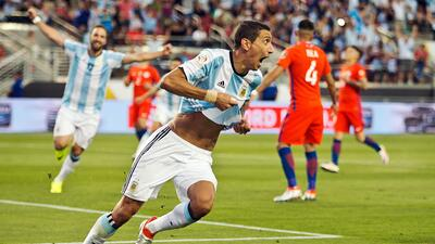 Calificamos a la selección de Argentina