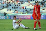 Las anotaciones de Breel Embolo y Kieffer Moore nos regalan el primer empate del torneo entre Suiza y Gales.