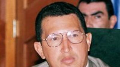 Chávez, el caudillo que partió a Venezuela