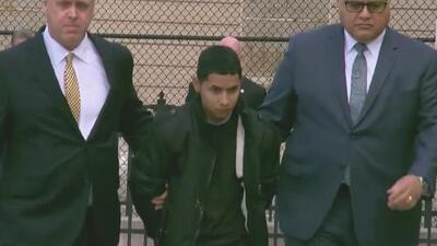 Instruyen de cargos a miembros de la MS-13 señalados por el brutal asesinato de un joven en Nueva York