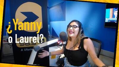El audio que está dividiendo al mundo, ¿tú qué escuchas, Yanny o Laurel?