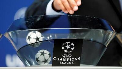 Quedaron listos los bombos para el sorteo de la UEFA Champions League 2018/19