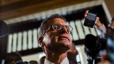 Rosselló deja la gobernación de Puerto Rico y designa a Pedro Pierluisi como su sucesor