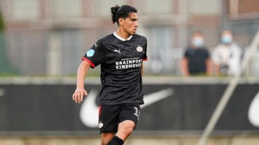 PSV informa que Erick Gutiérrez será operado por lesión en el tobillo