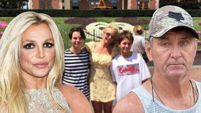 Acusan al padre de Britney Spears de abusar de uno de los hijos de la cantante