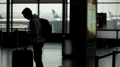 Así le robaron más de nueve mil dólares a un pasajero en el aeropuerto de Roma