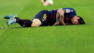 ¡Confirmado! Messi se pierde el Clásico Español y tampoco jugaría ante el Tri