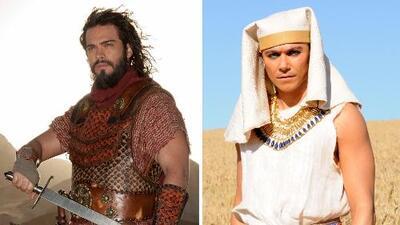 Prepárate para vivir una noche épica con 'José de Egipto' y 'La Tierra Prometida' por Univision