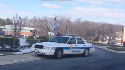 Tiroteo en Maryland deja dos policías y el sospechoso muertos