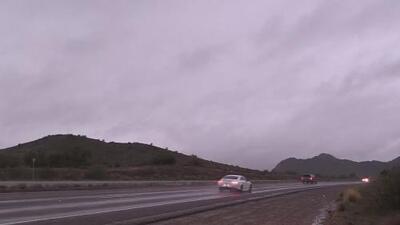 Emiten una alerta ante posibles inundaciones repentinas en el Valle de Arizona