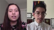 """""""Un sueño hecho realidad"""": estos dos jóvenes son aceptados en 10 de las universidades más prestigiosas de EEUU"""