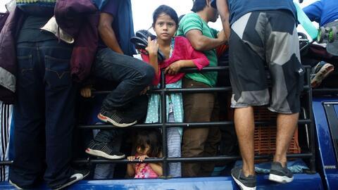 ¿A qué se debe el creciente número de niños migrantes en la frontera sur de EEUU?