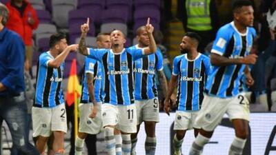 La Novela del Mundial de Clubes: Gremio ganó 1-0 y acabó con el sueño de Pachuca