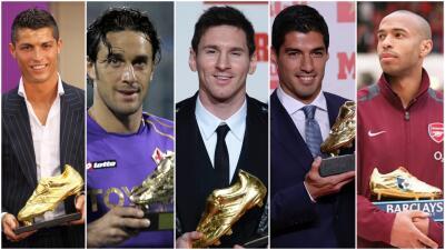 Messi: ganador indiscutible de la Bota de Oro