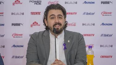 """Amaury Vergara: """"A ver si hoy mismo les tenemos una sorpresita"""""""
