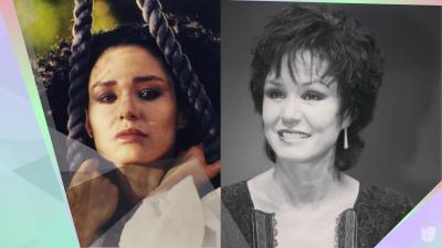 Alma Muriel, la actriz que descubrió su vocación con tan solo 7 años
