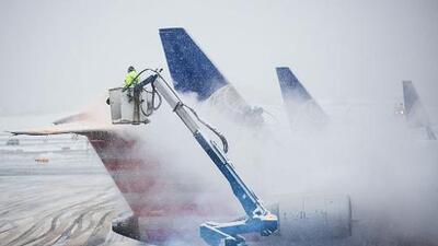 Alrededor de 200 vuelos cancelados en el área de Chicago este 1 de febrero