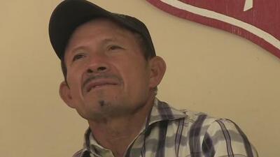 """Primer migrante devuelto a México narra lo que vivió en EEUU: """"Me dijeron que aquí esperará"""""""