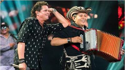 Carlos Vives en problemas jurídicos (otra vez) por una canción