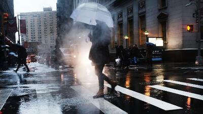 Prevén un jueves gris en Nueva York, pero con temperaturas placenteras hasta el viernes