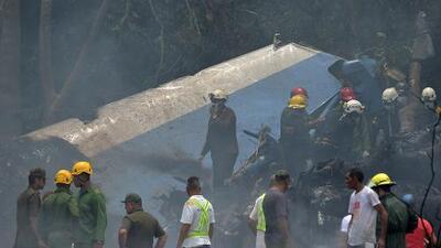 Cuba había cortado con la empresa que operaba el avión accidentado por fallas en mantenimiento