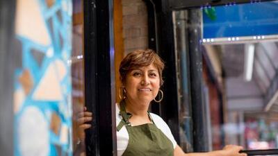 La serie Chef's Table destaca la historia de la chef indocumentada Cristina Martínez en su quinta temporada