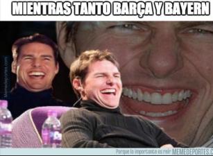Memes tras el sorteo de cuartos de final de Champions League
