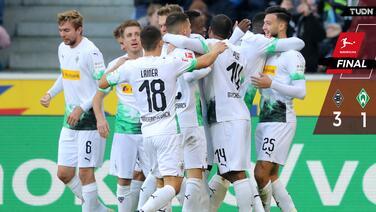 ¡Se mantiene el líder! Mönchengladbach vence al Bremen