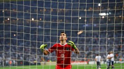 Cuatro años después, Marcelo Barovero vuelve a vencer a Tigres en una final