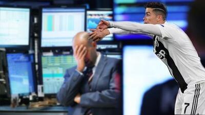 ¡Mal negocio! Las acciones de la  Juventus caen en la bolsa de Milán tras eliminación ante el Ajax