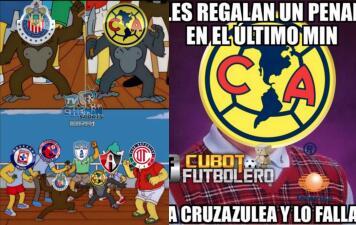 Memes de América y Chivas de Guadalajara en el Clásico Nacional del Apertura 2018