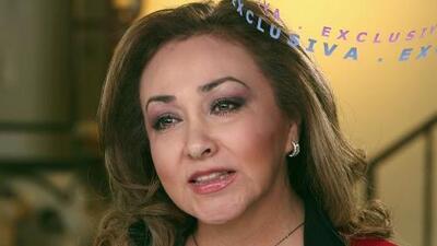 Laura Lucio contó lo que realmente sucedió entre Esteban Loaiza y Jenni Rivera