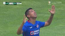 ¡Todo nace en el despeje! Elías Hernández pone el 1-0 del Cruz Azul