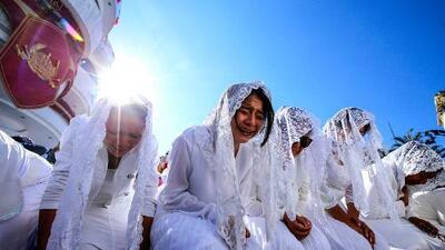 El pastor que hace llorar a los niños: así son los sermones del arrestado líder de la iglesia La Luz del Mundo