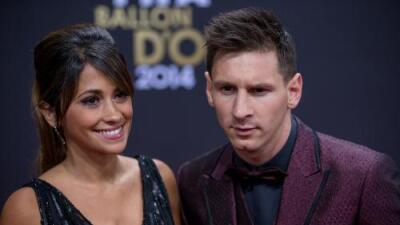 La historia de amor de  Antonella Roccuzzo, la pareja de Messi (que no se lleva con Shakira)